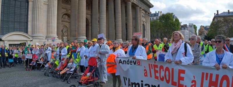 15ème manifestation nationale de l'Andeva
